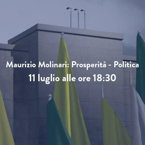 Maurizio Molinari: Prosperità – Politica